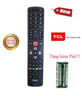Remote Điều khiển tivi TCL- Hàng chính hãng 100% Tặng kèm pin các dòng CRT LCD LED Smart TV thumbnail