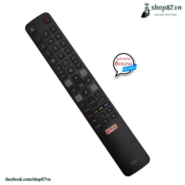 Bảng giá Điều khiển tv TCL smart 4K chính hãng RC802N YAI1