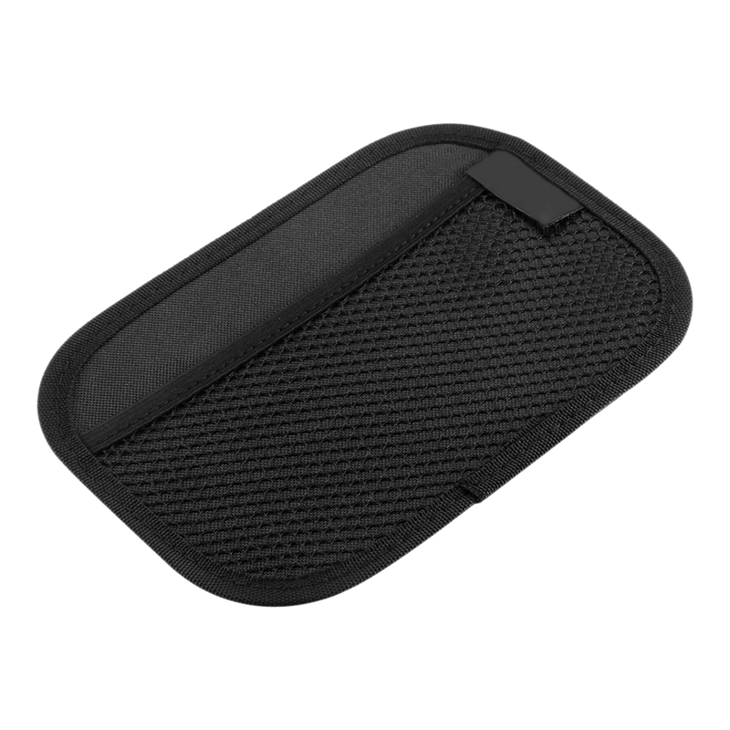Universal Car Net Storage Bag Elastic Trunk Seat Pocket Pouch Paddy Phone Holder Cage