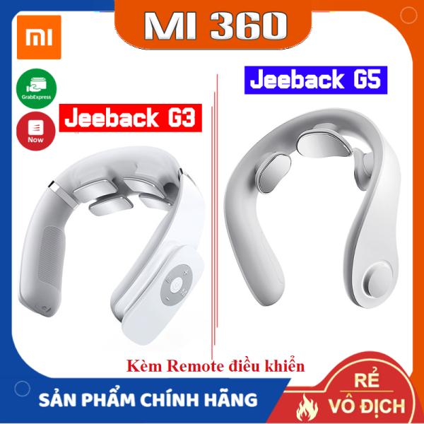Máy Massage Cổ Thông Minh Xiaomi Jeeback G5/ G3✅  Máy Massage Cổ Jeeback G5✅ Hàng Chính Hãng giá rẻ
