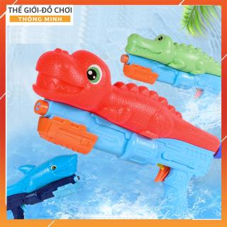 Đồ chơi súng nước trẻ em bơm hơi áp lực thumbnail