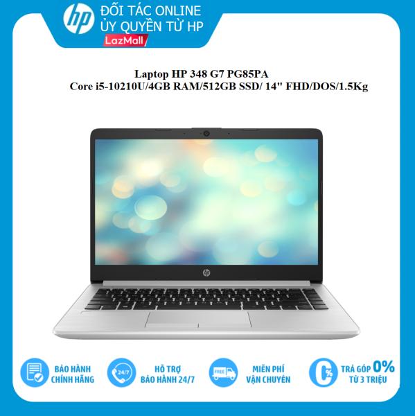 Bảng giá [Voucher 10% Max 1tr5][TRẢ GÓP 0%] Laptop HP 348 G7 Core i5-10210U,4GB RAM, 512GB SSD, 14 FHD, Silver, 1Y WTY - 9PG95PA - Hàng Chính hãng Phong Vũ
