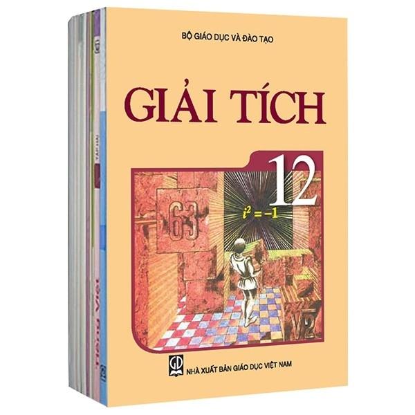 Voucher Khuyến Mãi Fahasa - Sách Giáo Khoa Bộ Lớp 12 Cơ Bản - Sách Bài Học (Bộ 14 Cuốn) (2020)