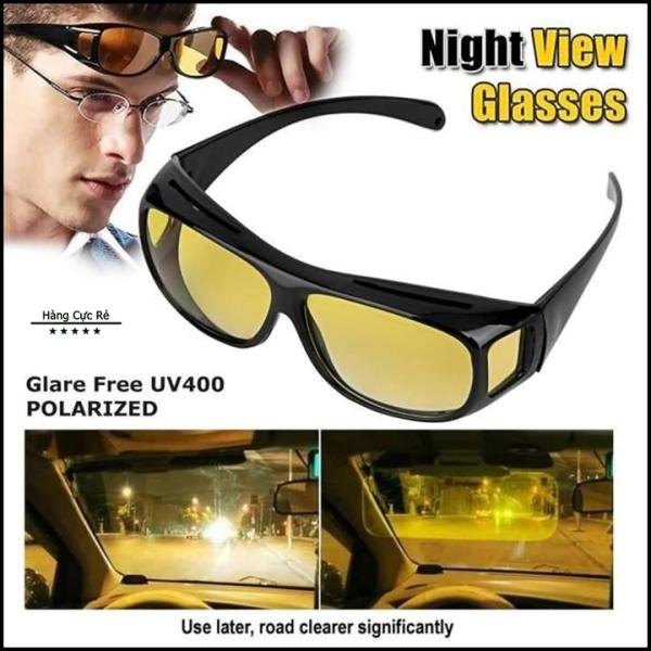 Giá bán Mắt kính chống loá nhìn ban đêm, kính chống bụi - hàng cực rẻ HCR-Dision