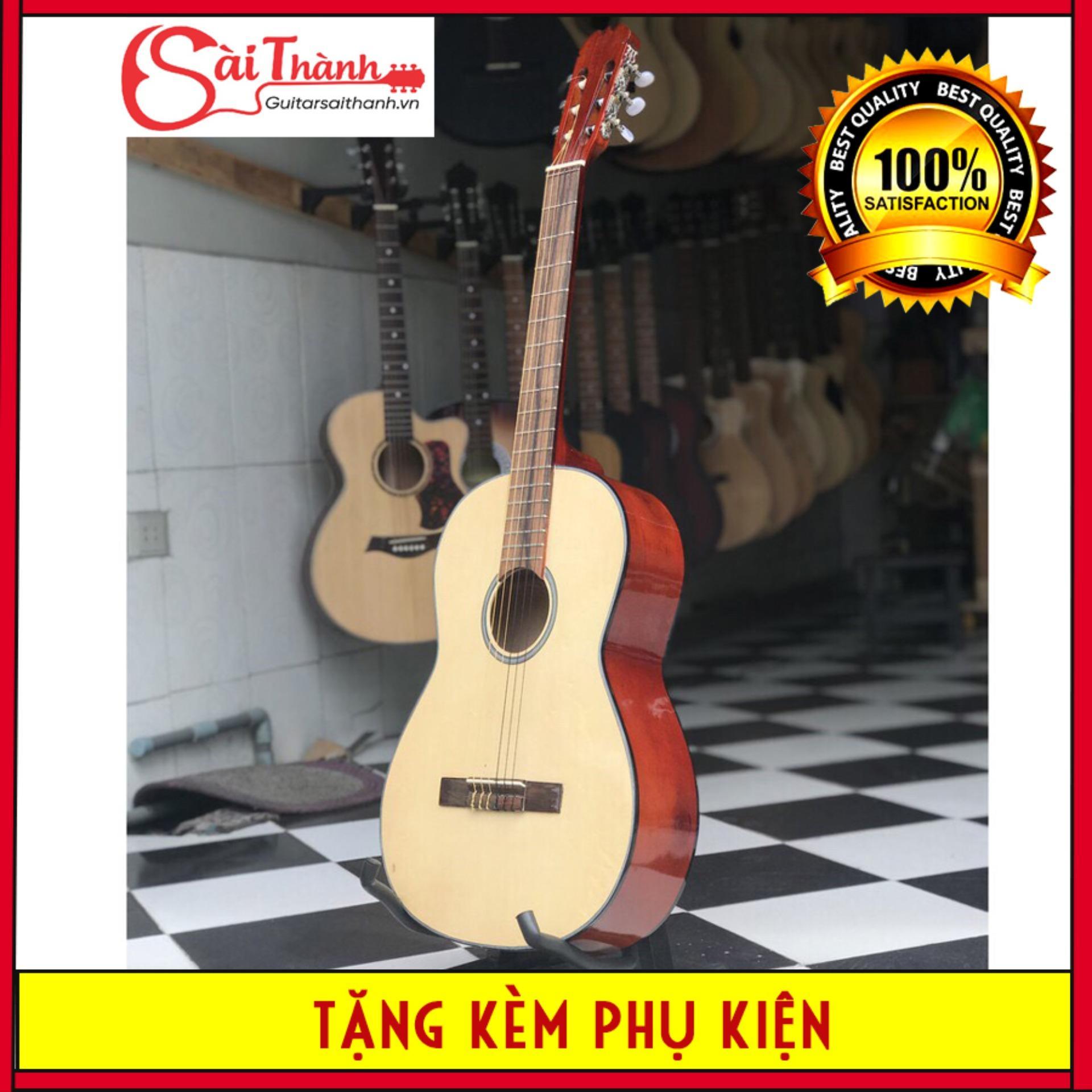 đàn guitar classic GV650