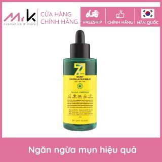 [Xả kho] Tinh chất chiết xuất rau má May Island 7days Secret Centella Cica Serum chính hãng Hàn Quốc, chống viêm, giảm mụn, dưỡng trắng, làm dịu da thumbnail