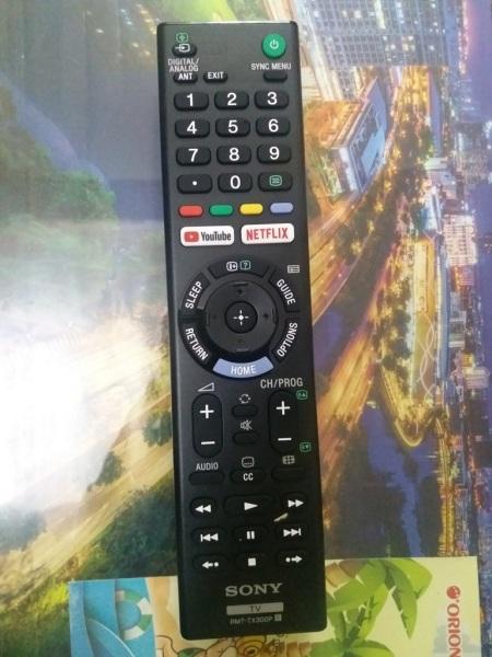Bảng giá ĐIỀU KHIỂN TIVI SONY RMT-TX300P CHÍNH HÃNG