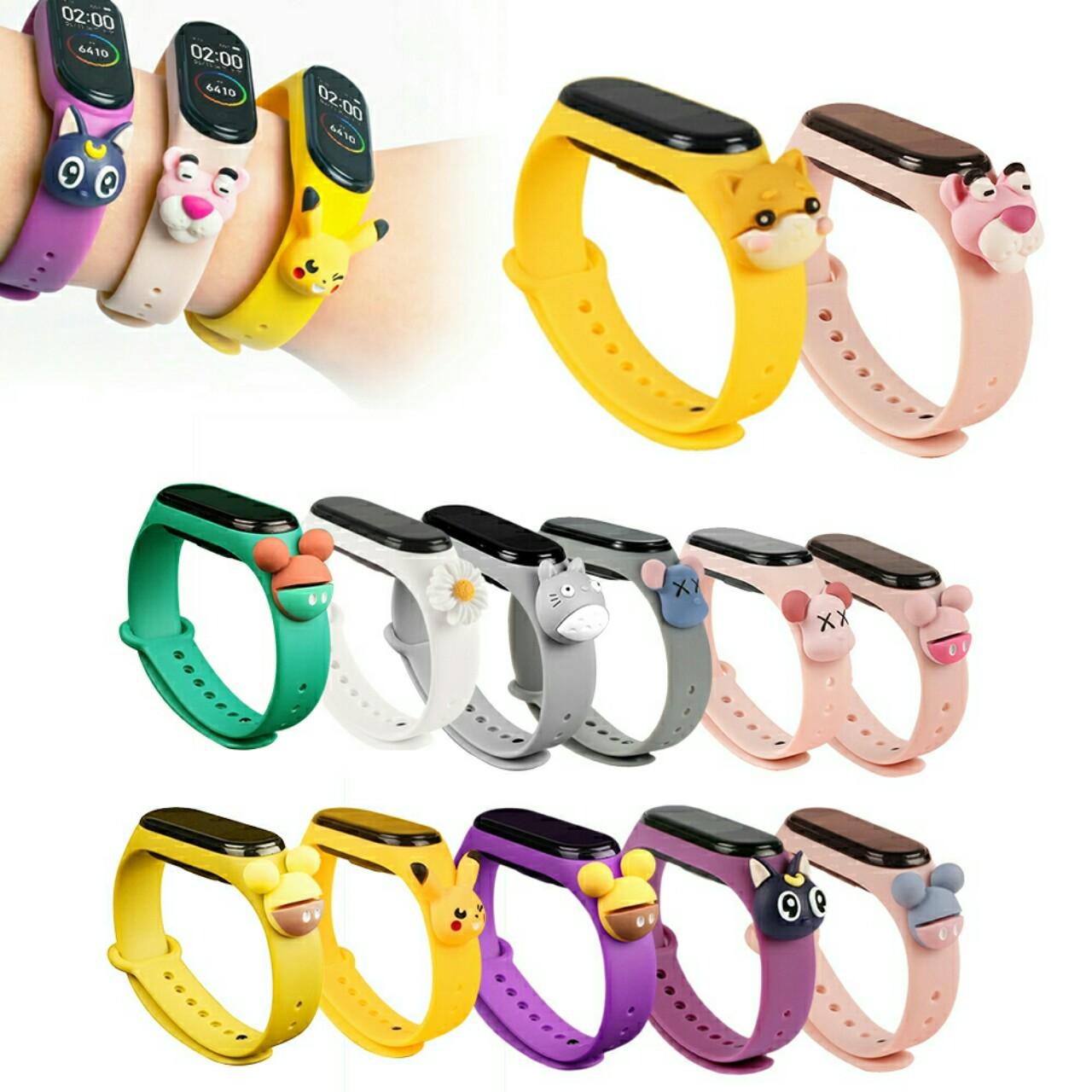Đồng hồ trẻ em ZGO Disney chống nước, đồng hồ thông minh hình thú, thiết kế hiện đại, chất liệu an toàn