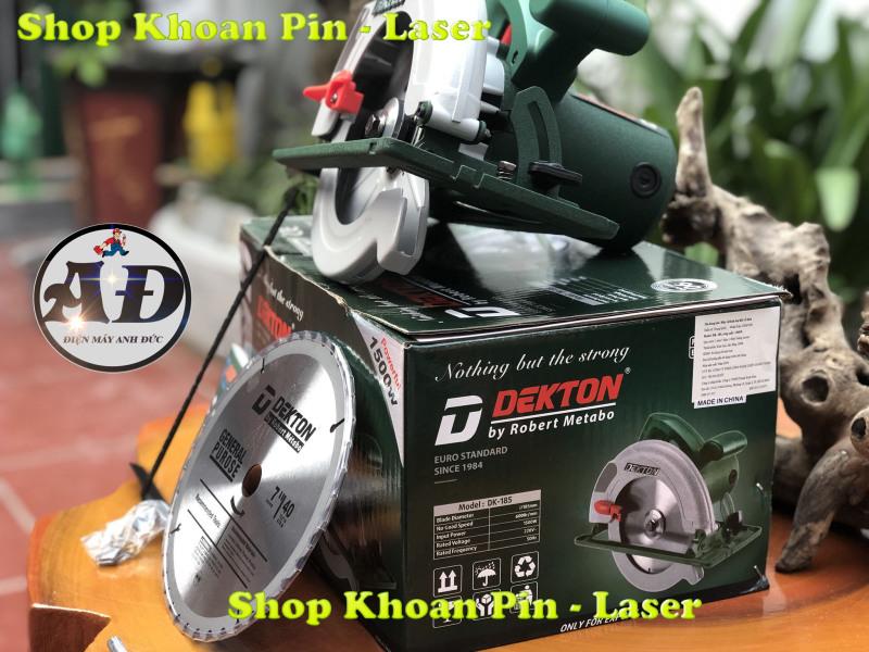 Máy cưa gỗ DEKTON DK185 - DK185