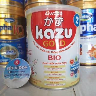[MGG 10%] Sữa AIWADO KAZU BIO 0+, 1+, 2+ 350g và 810g thumbnail