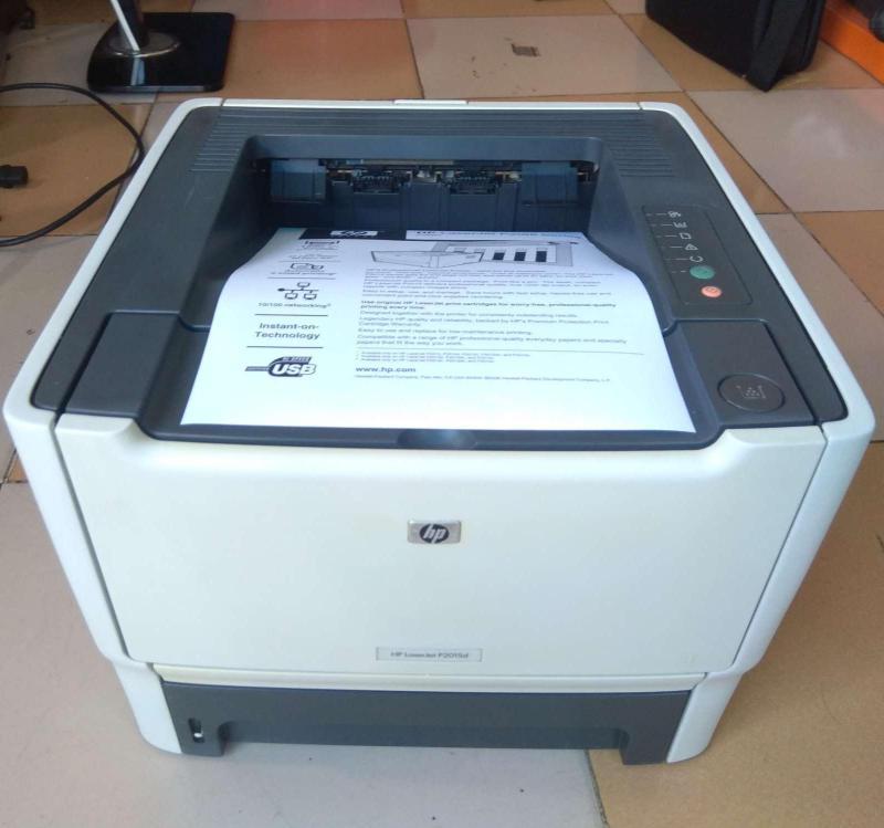 Máy in Laser HP P2015d auto đảo in 2 mặt