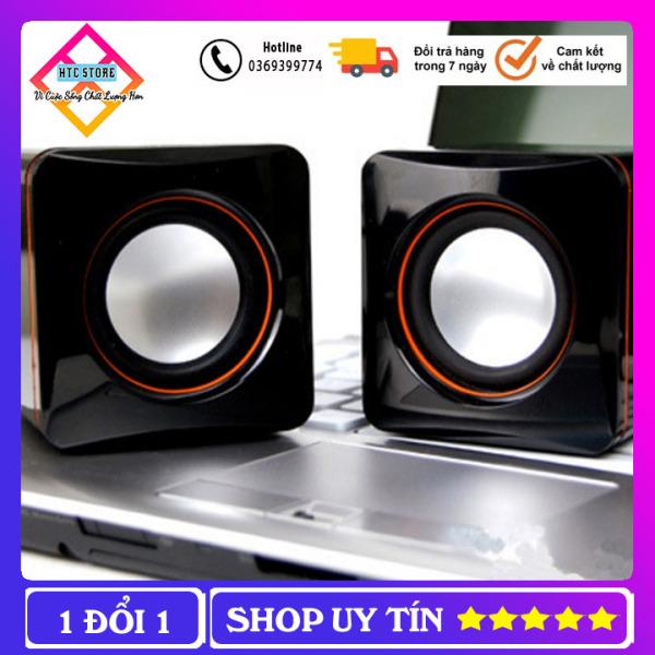 Bảng giá Loa Vi Tính Mini 101C 2 Loa Nhỏ - Gọn - Nhẹ Phong Vũ