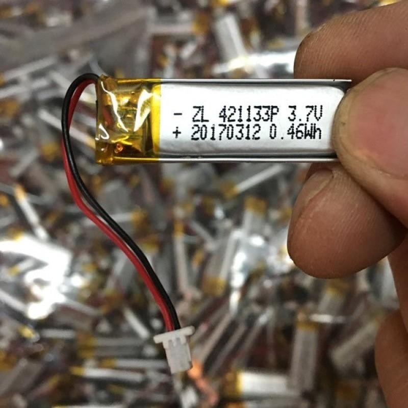 Pin Tai Nghe Bluetooth Dung Lượng Cao Lipo 3.7V 100mAh