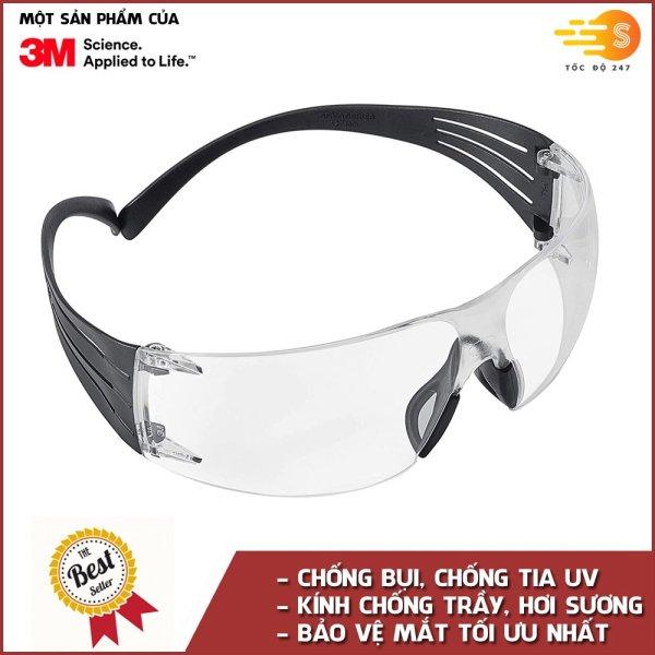 Giá bán Kính bảo hộ mắt chống bụi và chống tia UV 3M SF301AF