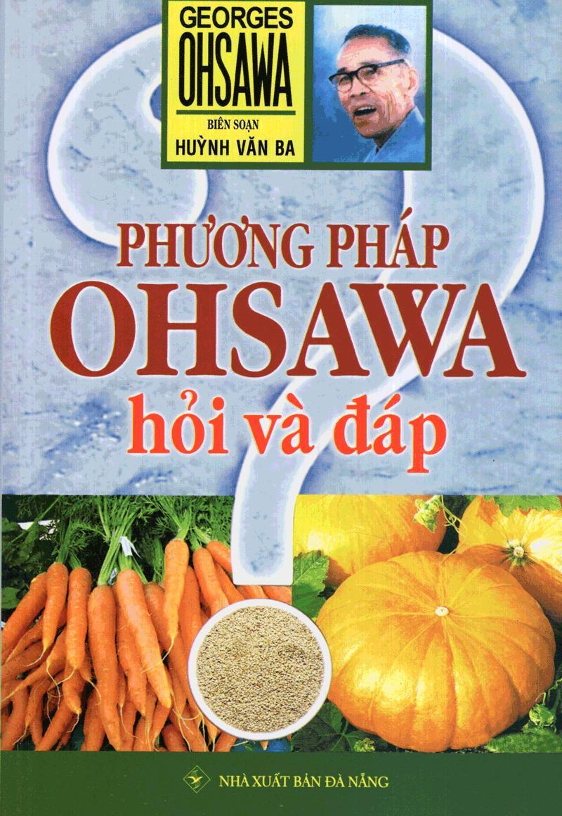 Mua Phương Pháp Ohsawa - Hỏi Và Đáp