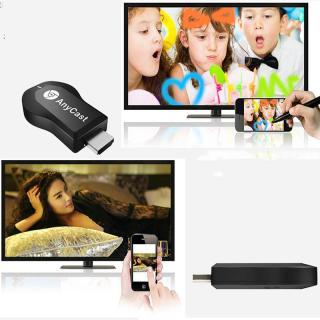 Kết nối điện thoại với tivi HDMI không dây anycast M9 Plus - Dùng cho hầu hết tất cả các điện thoại thông minh smartphone - iPhone, iPad, Wiko, Vivo, Oppo...Có hướng dẫn sử dụng. 3
