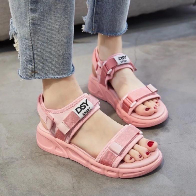 Sandal nữ,sandal học sinh,sandal spot DSY siêu đẹp giá rẻ
