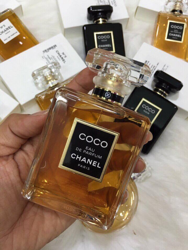 Nước hoa Coco VÀNG Eau De Parfum 100ml DÀNH CHO NỮ
