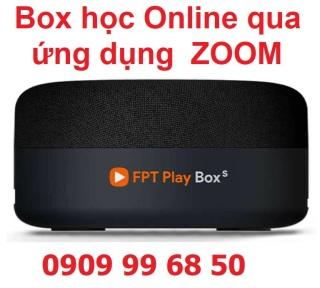 [Box Học Online ] FPT Play Box 2021 Mẫu T550 - Tivi Box - Hệ điều hành AndroidTV box - Điều khiển giọng nói không chạm - Kết nối ứng Dụng Zoom học trực tuyến - Box Hát Karaoke miễn phí - Loa Thông minh Bluetooth thumbnail