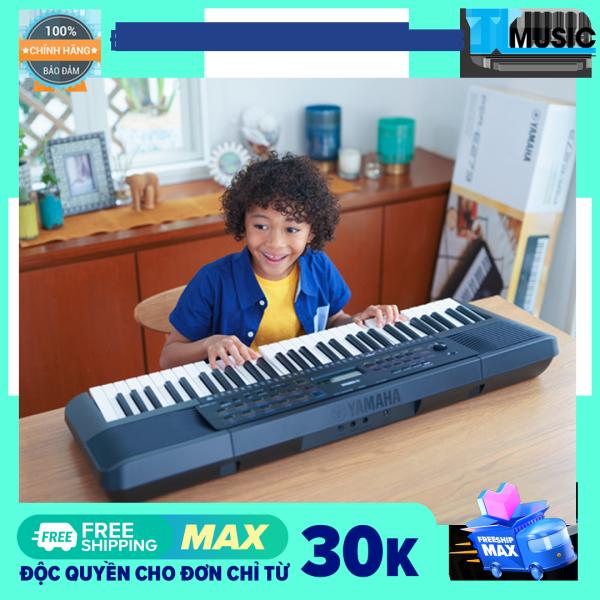 [Chính hãng] Đàn Organ (Keyboard) Yamaha PSR E273 (Kèm giá nhạc)- Organ Yamaha PSR-E273 - Dòng organ 61 phím phổ thông mới nhất, phù hợp cho người mới bắt đầu