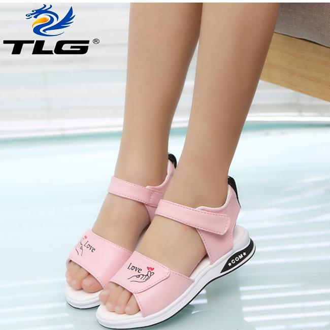 Giá bán Sandal Hàn Quốc siêu dễ thương cho bé Đồ Da Thành Long TLG 20707