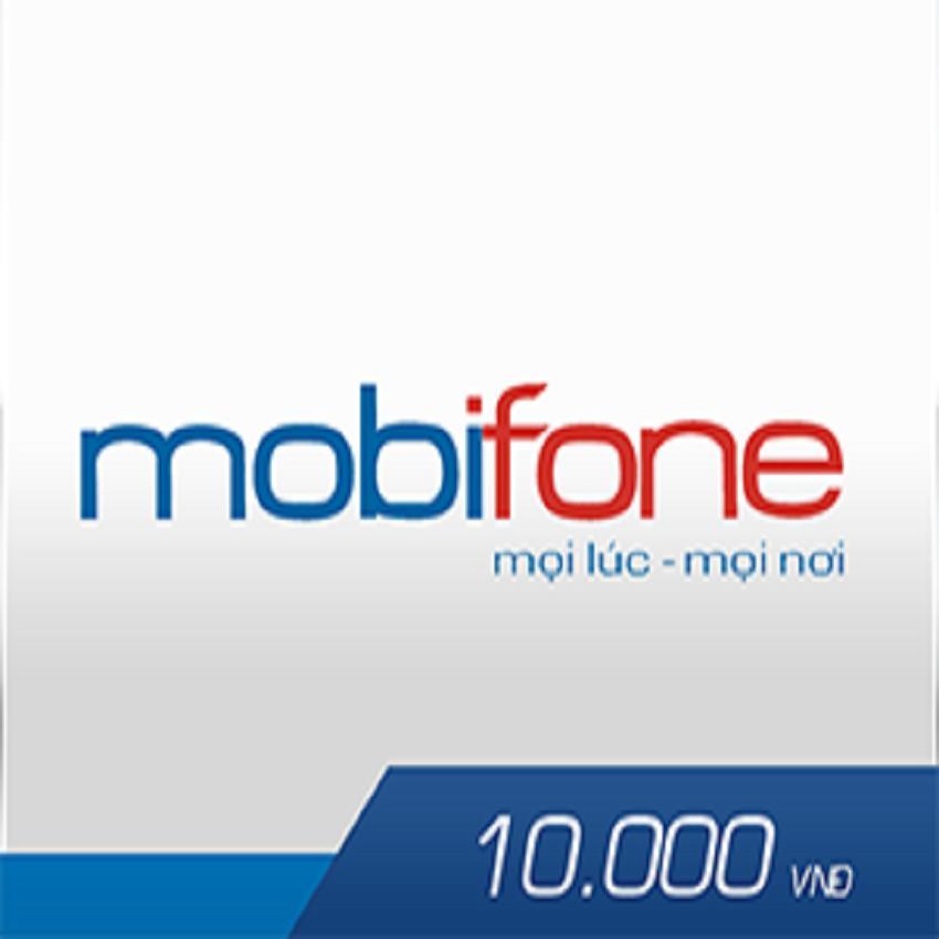 [HCM]Thẻ Mobifone 10.000 VNĐ