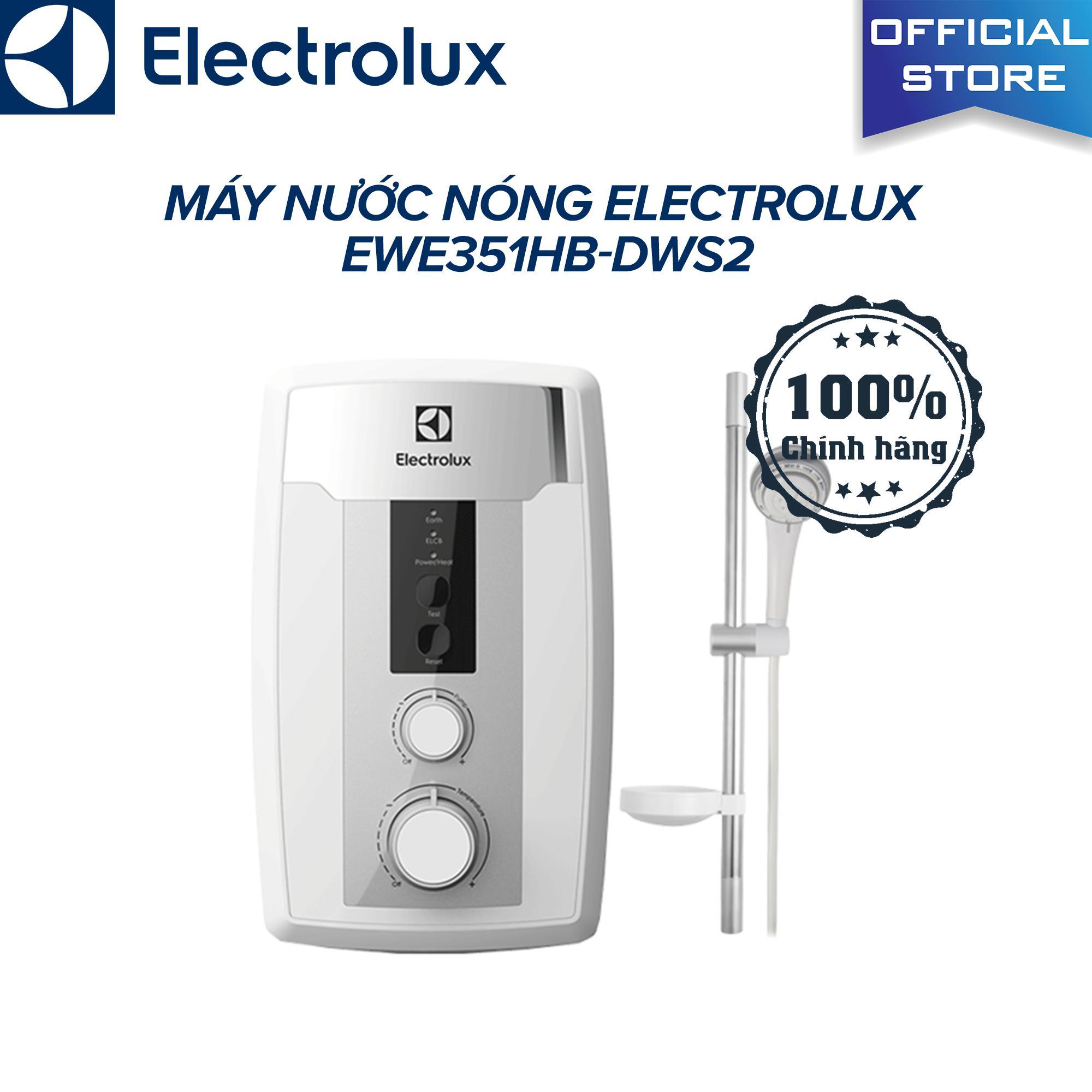 Bảng giá Máy nước nóng trực tiếp Electrolux EWE351HB-DWS2