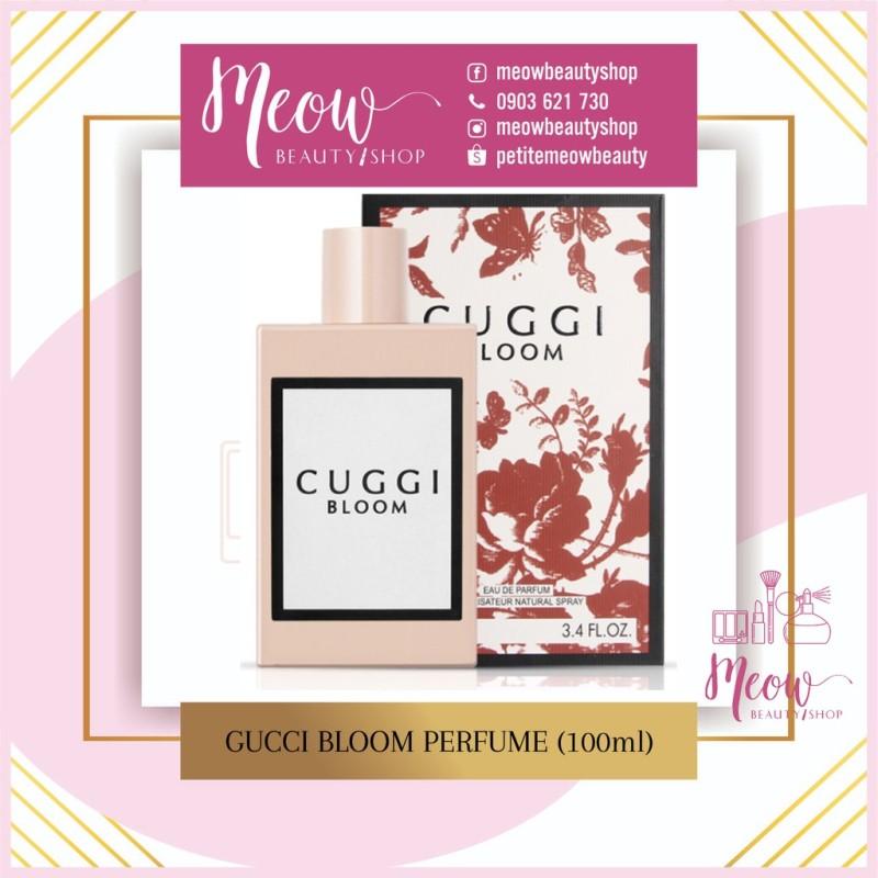 Nước Hoa Nội Địa Trung Jean Miss (100ml) vỏ dupe Gucci Bloom nhập khẩu