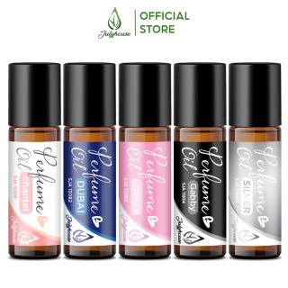 Nước hoa tinh dầu dạng chai lăn 5ml JULYHOUSE dành cho cả nam và nữ (mùi tự chọn) thumbnail