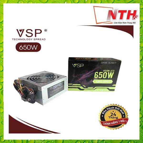 Bảng giá Nguồn VSP ATX 650W Phong Vũ