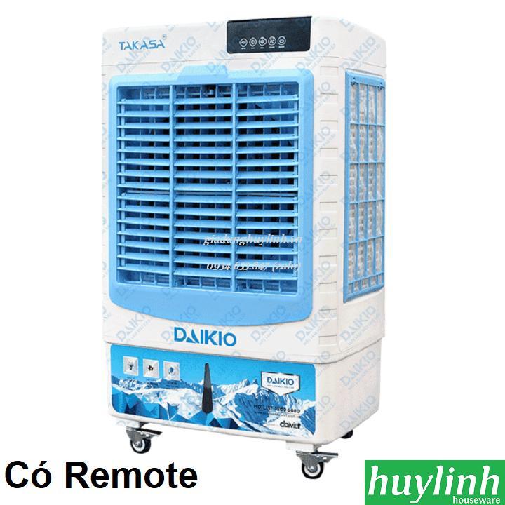 Bảng giá Máy làm mát cao cấp Daikio DK-4500D (DKA-04500D) - Có Remote