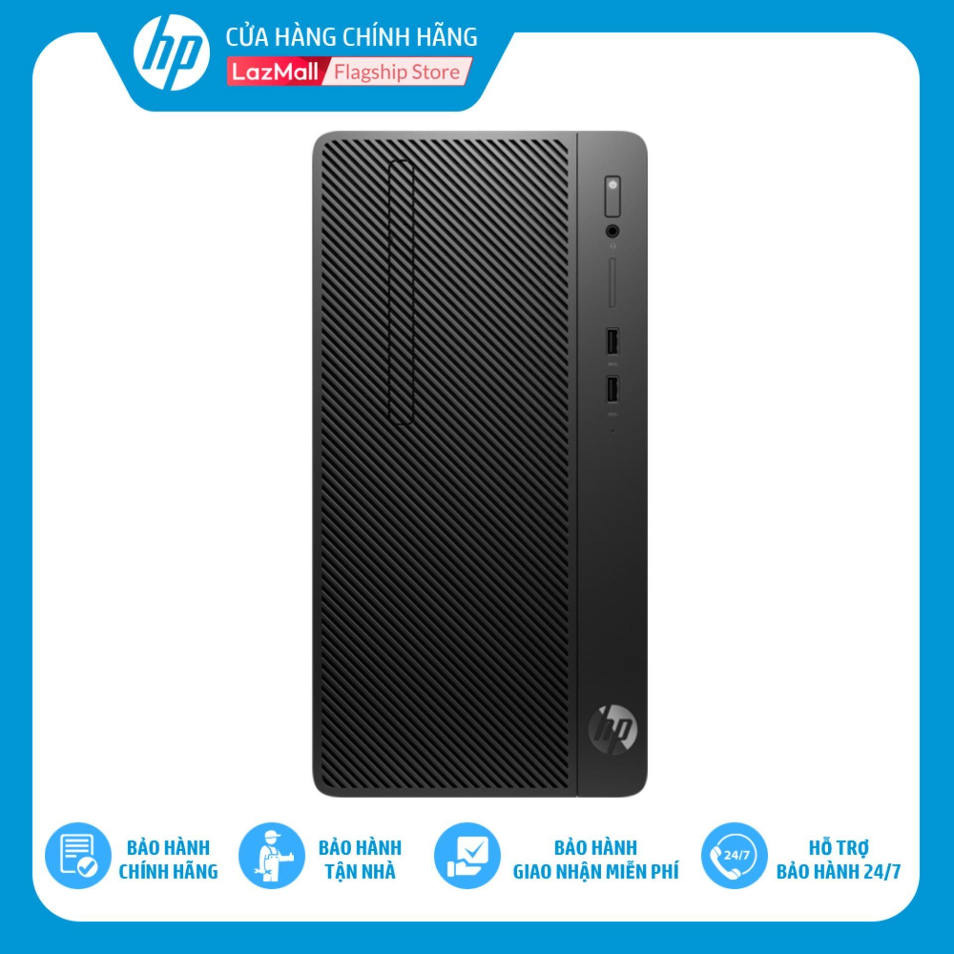 Máy Tính để Bàn HP 280 G4 PCI Microtower (Core I5-8400/4GB RAM DDR4/1TB HDD/4LW11PA) - Hàng Chính Hãng Giá Cực Ngầu