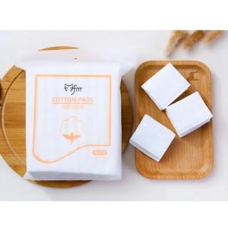 [Túi 222 miếng] Bông tẩy trang 3 lớp Cotton Pads - Bông tẩy trang chất liệu bông tự nhiên - Mimomart HN thumbnail