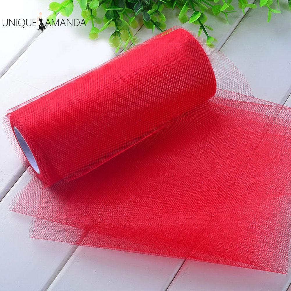 Mua Coorfu Tiue Tue Paper Ro poo Craft Wedding Birthday Decor Red