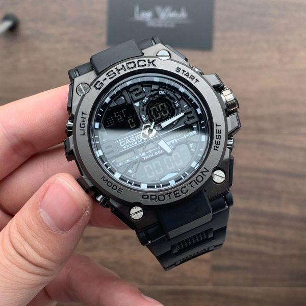 Đồng hồ nam Casio G-shock GTS 8600 Original –Chống nước 20Bar Viền Thép không gỉ, Nam tính, 45mm bán chạy