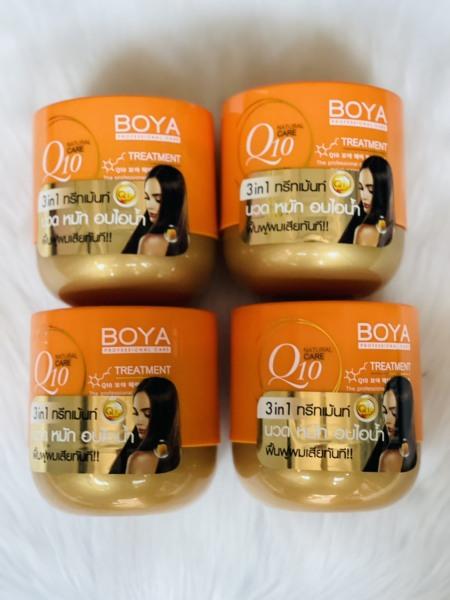 Kem Ủ Tóc Thái Lan Boya Hair Treatment Q10 - Hương thơm quyến rũ