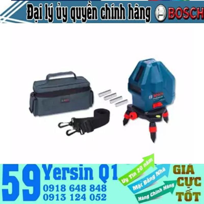 Máy Cân Mực Laser 3 Tia Bosch GLL 3-15X