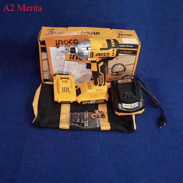 20V Máy siết vít dùng pin INGCO CIRLI2002
