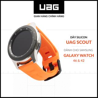 Dây silicon UAG Scout cho đồng hồ Samsung Galaxy Watch thumbnail