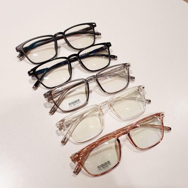 Giá bán Gọng kính cận mắt vuông TeeMee TM213 siêu xinh nhiều màu