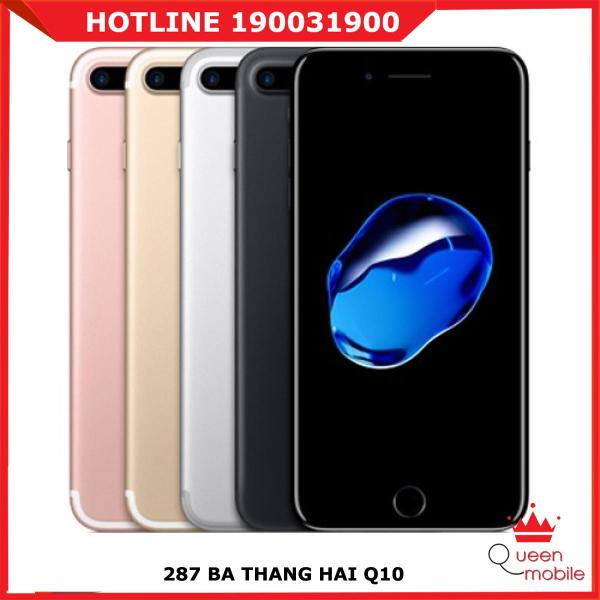 [HCM]Điện thoại IPHONE 7 PLUS 32GB ĐEN 99% BẢN QUỐC TẾ