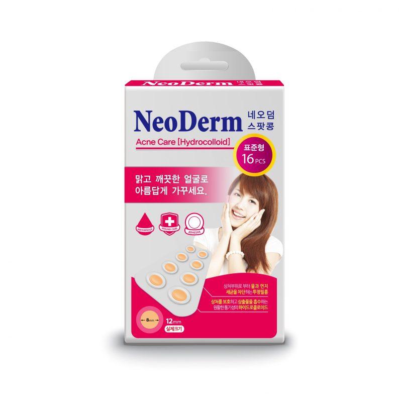 Miếng Dán Mụn Neoderm Ultra Thin Spot 16 (hộp 1 size - 16 miếng) giá rẻ