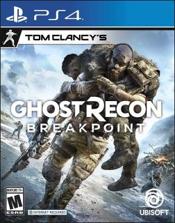 [PS4-US] Đĩa game Tom Clancy Ghost Recon Breakpoint - PlayStation 4 thumbnail