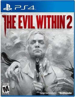 [PS4-US] Đĩa game The Evil Within 2 - PlayStation 4 thumbnail