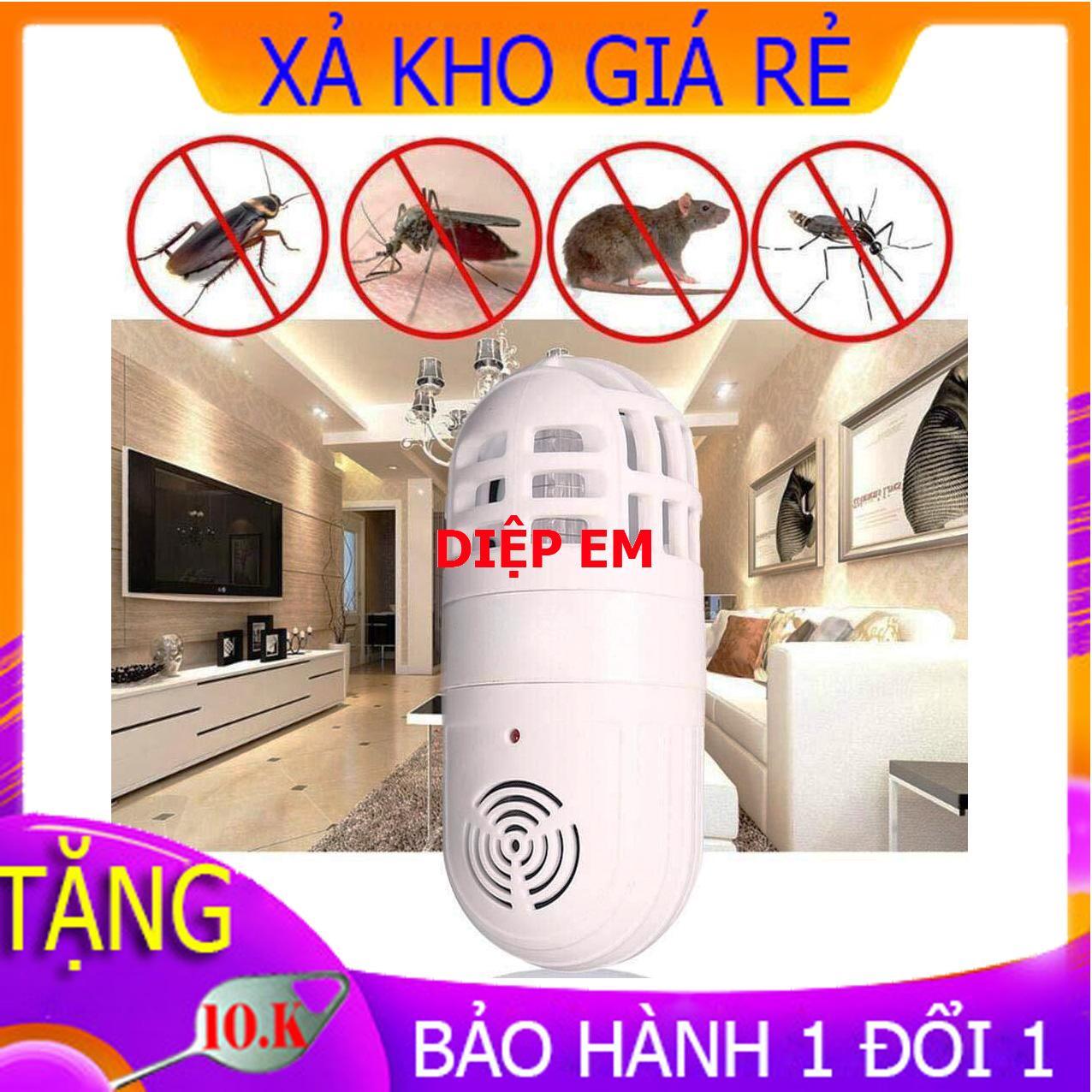 Máy bắt muỗi thông minh, đèn xua côn trùng, đèn diệt muỗi, đèn bắt côn trùng.