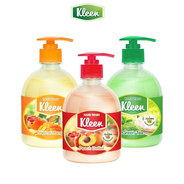 Nước Rửa Tay Kleen 500ml giá rẻ