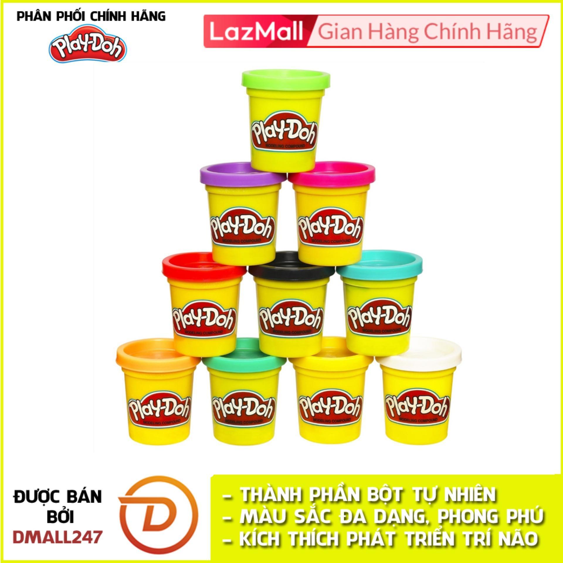Voucher Ưu Đãi Bột Nặn Tạo Hình 1 Màu Mini Play-Doh B5517A (màu Ngẫu Nhiên)