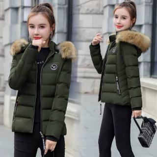 áo khoác phao cổ lông siêu ấn tượng PHÁ CÁCH MÙA ĐÔNG cực phẩm cho phái đẹp hot KGS5058 thumbnail