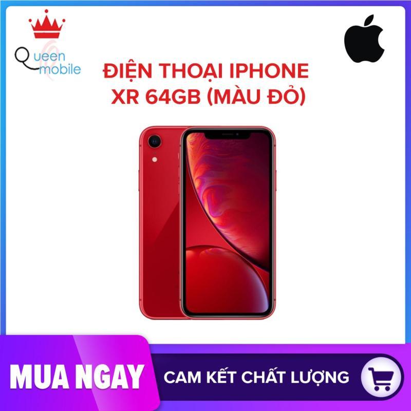 Điện Thoại Iphone XR 64GB - Mới 100% Nguyên Seal   (Màu Đỏ)