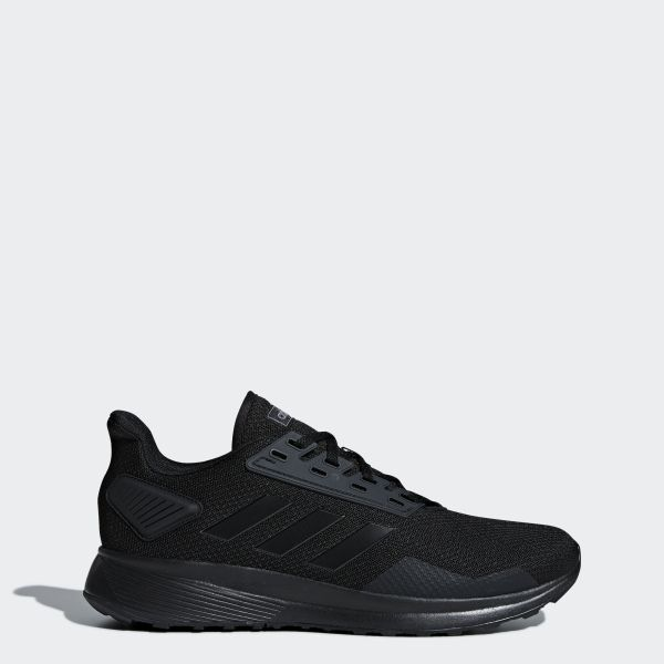 adidas RUNNING Giày Duramo 9 Nam Màu đen B96578